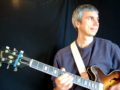 Bruno Pelletier - Jazz Guitarist in San Francisco, CA - Jazz